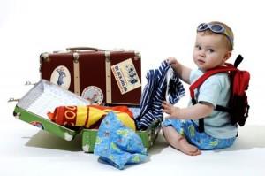 voyage bébé